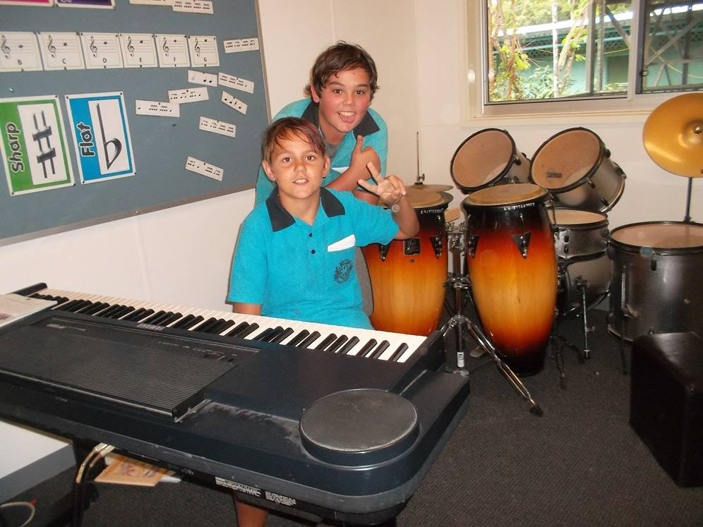 Music at Rossville State School